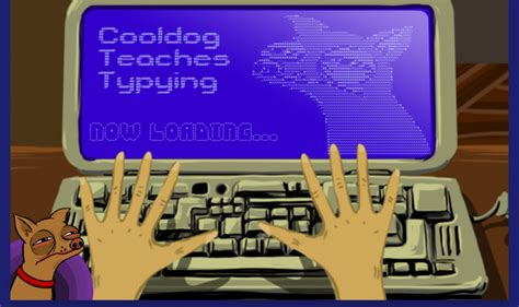 cool teaches typing cooldog teaches typeing html5 development