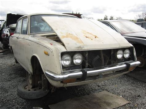 see toyota cars junkyard find 1970 toyota corona sedan the truth about cars