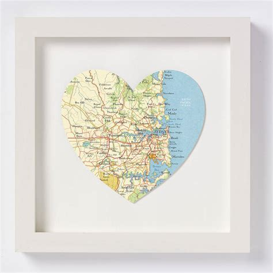 Wedding Anniversary Ideas Sydney by 100 Ideas Map Frame On Christmashappynewyears