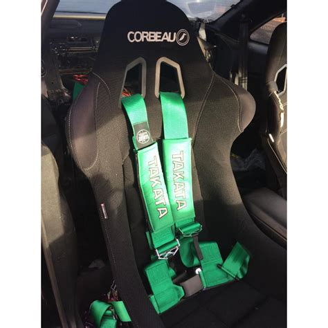 takata seat belts inc takata drift iii snap on wrap around harness gsm sport