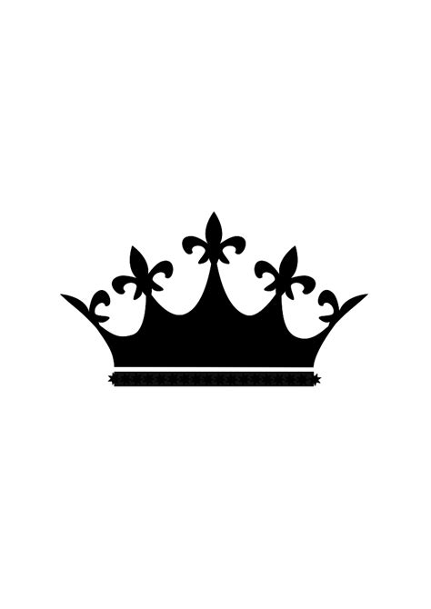 basec cing simple crown clipart clipart best