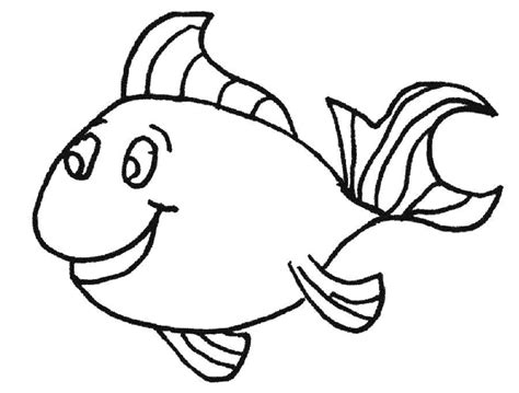 dibujos infantiles para colorear e imprimir dibujos de peces para colorear e imprimir gratis