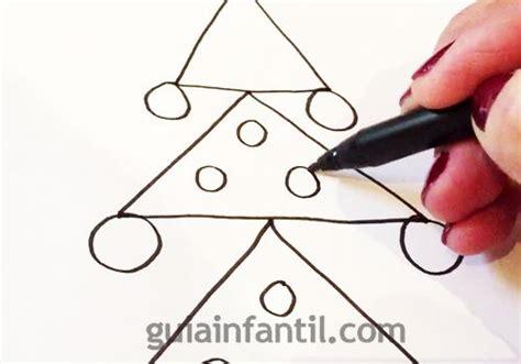 como dibujar arbol de navidad dibujo de 225 rbol de navidad aprende a dibujar paso a paso