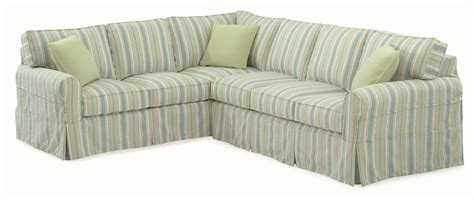 2 piece sectional slipcovers 2 piece sectional sofa slipcovers harborside slipcovered 2