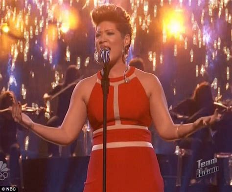 the voice tessanne chin stars in clear scalp hair commercial christina aguilera and the voice contestant jacquie lee