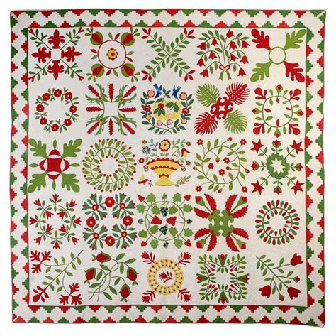 Baltimore Quilt Pattern by Baltimore Album Quilt Quilts And New