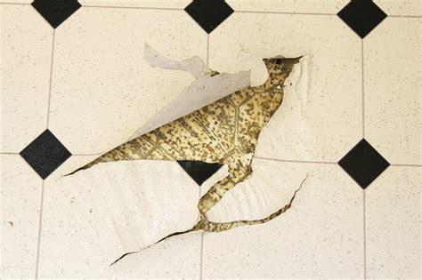 How To Fix A Linoleum Floor by How To Repair Torn Vinyl Flooring Bob Vila Radio Bob Vila