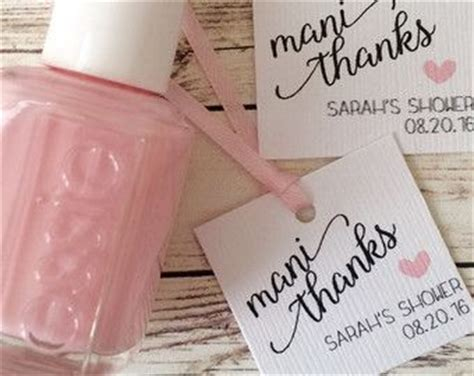 Bridal Shower Giveaway Ideas - 25 best ideas about nail polish favors on pinterest nail polish gifts the shower