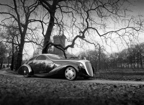 jonckheere rolls royce rolls royce jonckheere aerodynamic coupe ii by ugur sahin