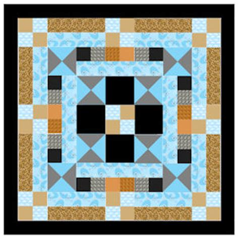 Geometric Patchwork Patterns - page 2 geometric blocks free quilt block pattern