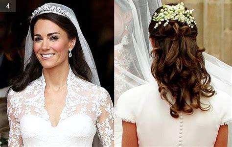 kate middleton wedding hair tutorial royal wedding trends jennifer bergman weddings