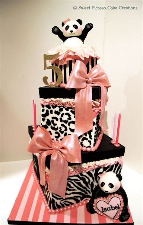 panda cake cakes cake birthday cake cake creations