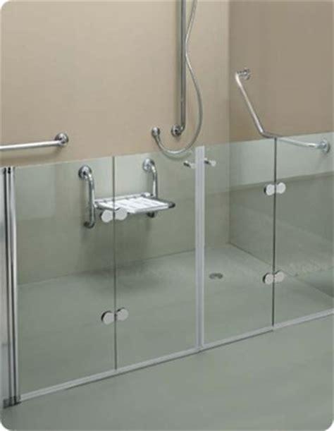 doccia per disabili come installare box doccia per disabili il bagno