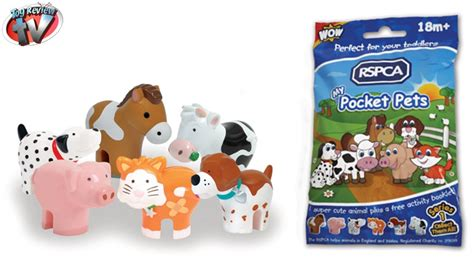 rspca my pocket pets blind bag series 1 review wow toys