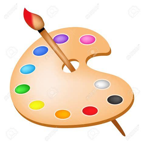 Painting Palette artist paint palette clip www pixshark images