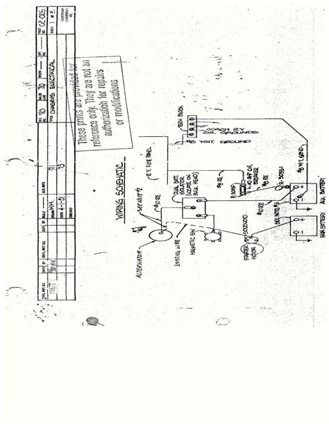 1984 Fleetwood Pace Arrow Wiring Wiring Diagram Database