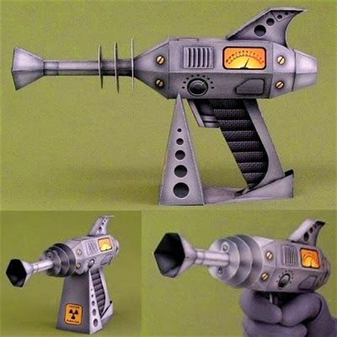 Pistol Papercraft - 17 best images about papercraft on