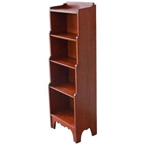 stickley bookcase for sale vintage cherrywood bookcase by leopold stickley 1957 at