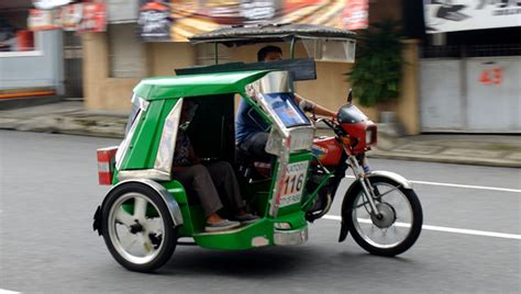 tricycle philippines reasons why taking a tricycle to work is so much better