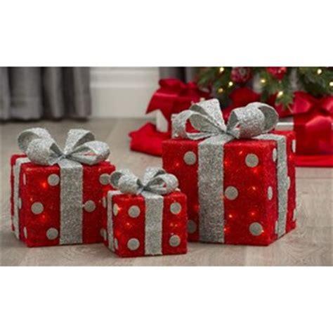 polka dot light up gift box set 3 canada online at shop