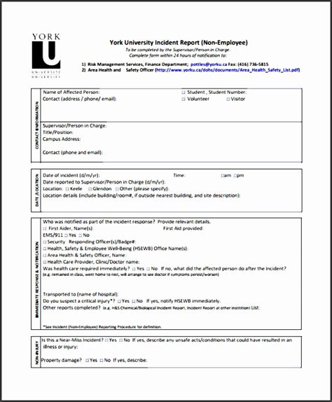 doc 585650 incident report word template incident 5 incident report template word sletemplatess