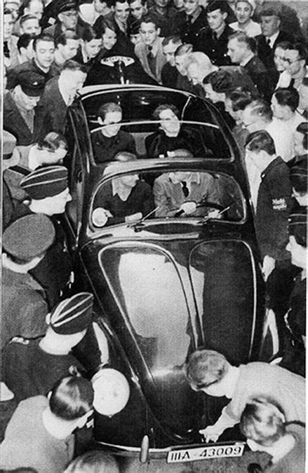 Volkswagen Company History by Volkswagen History Denny Kantor Volkswagen
