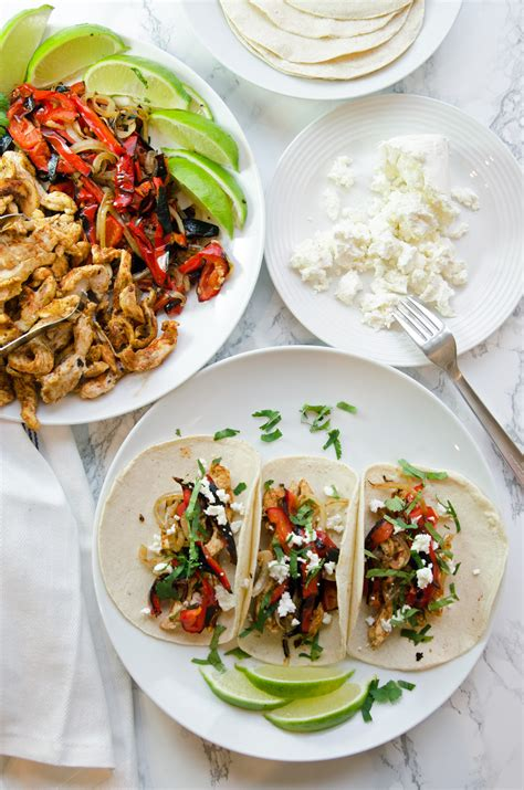 Todays Special Chicken And Goat Cheese Burritos by Chicken Tacos With Roasted Peppers And Goat