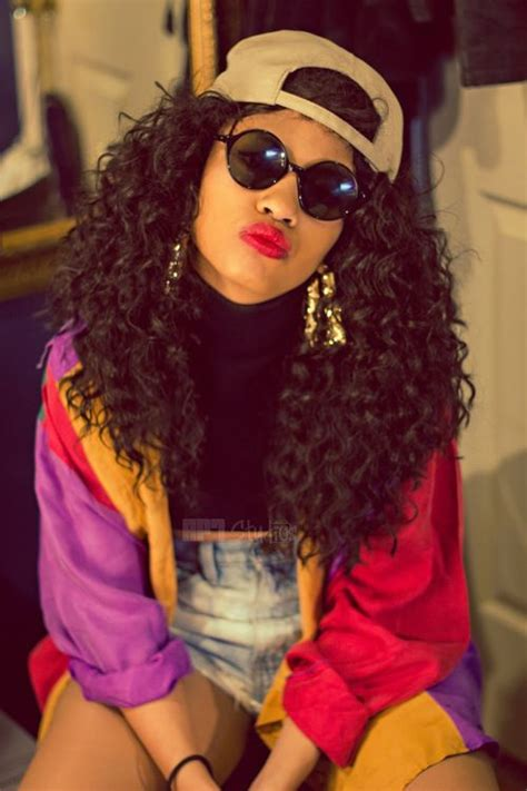 90 year old black hair styles 18 best ladies 90s hip hop fashion images on pinterest