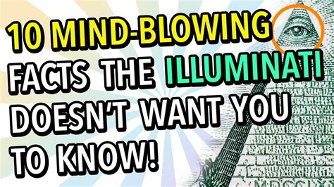 10 Tips On How To Experience Mind Blowing Quickies by Top 10 Mind Blowing Facts The Illuminati Doesn T Want You