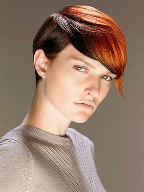 hairstyles for loreal winter 2011 short hairstyle trends winter 2011 short layered haircuts trends