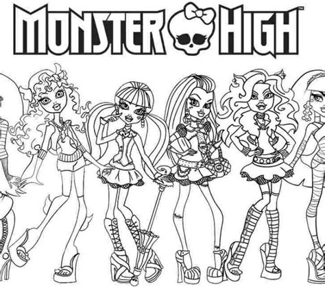monster high valentines day coloring pages monster high v 228 rityskuvat interesting monster high color