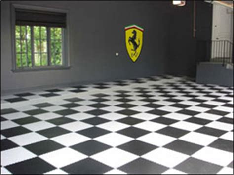 Garage Tiles Uk by Pvc Garage Floor Tiles From Car Cover Shop