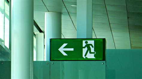 Emergency Light Lu Emergency Light Led is led the right choice for emergency lighting