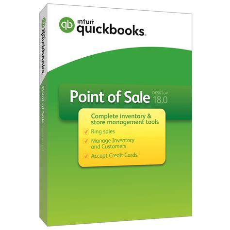 quickbooks point  sale  latest version basic