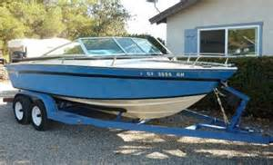 Thunderbird Boats For Sale In California