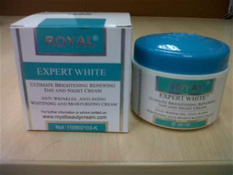 Krim Muka thrifty nifty royal expert white