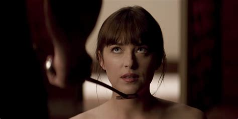 anas bush in 50 shades fifty shades freed teaser trailer screen rant