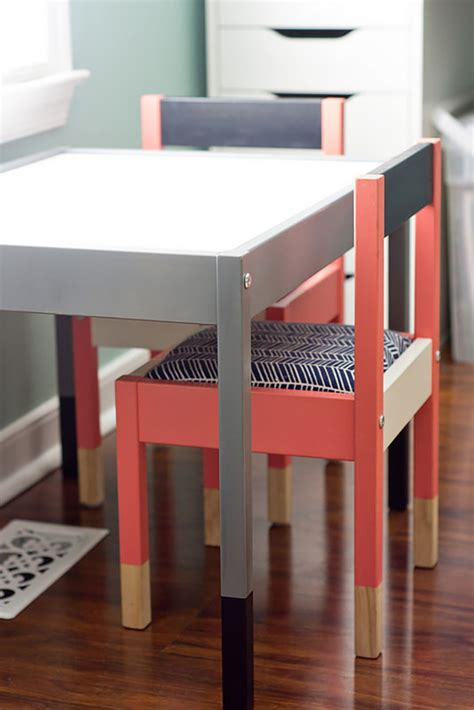 childrens playroom table and chairs 25 best ikea hacks for