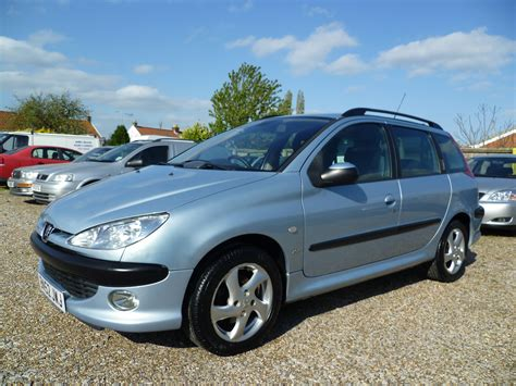 2001 Peugeot 206 1 6 Xsi Related Infomation Specifications