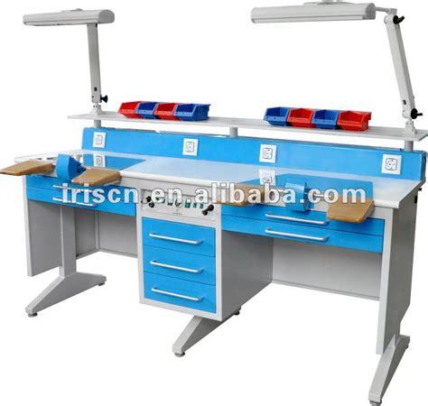 dental laboratory work benches person dental workstation vacuum system dental