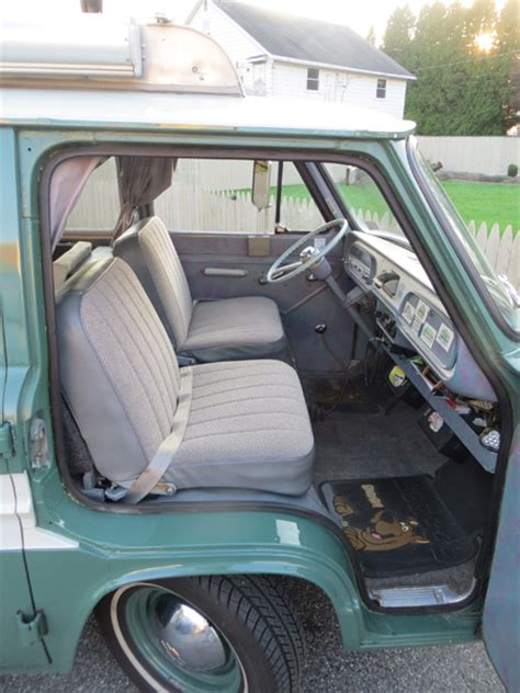 Corvair Seat Upholstery by Corvair Cer Interior Photos Ben S