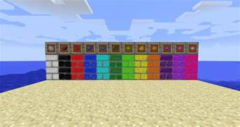 colors in minecraft dyablestone dye your bricks minecraft mods