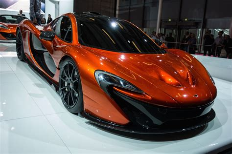 why must all mclarens look the same