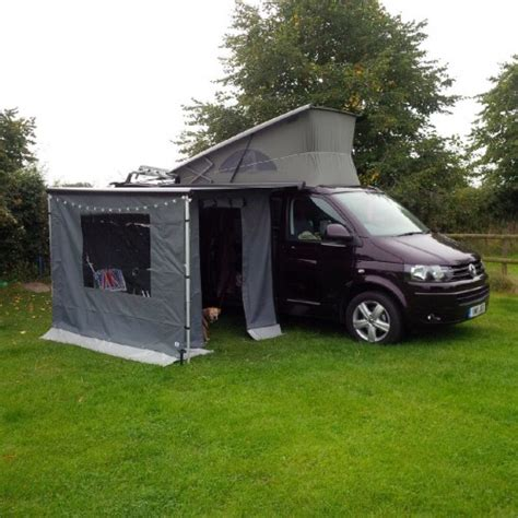 Vw T5 Awnings by Comfortz Vw California Awning Kit Cing Room With