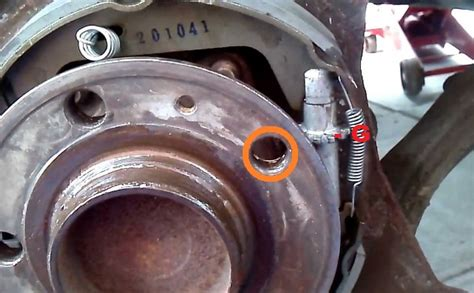 volvo s60 s80 v70 xc70 xc90 1998 to 2007 how to replace parking brake shoes