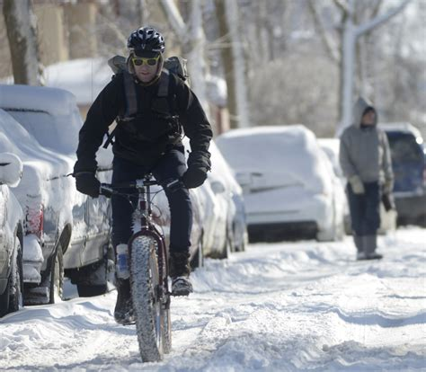 winter bicycle twin cities winter bike community feels the pinch
