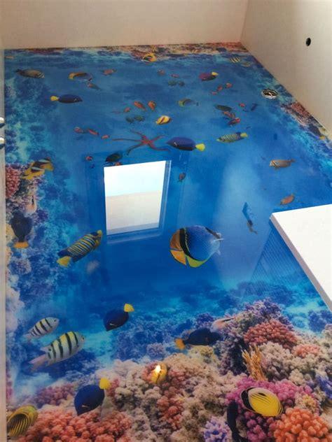 resina per pavimenti bagno bagno pavimento resina 3d