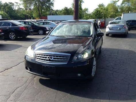 2008 Infinity M35x Sell Used 2008 Infiniti M35x Awd Low In Wheaton