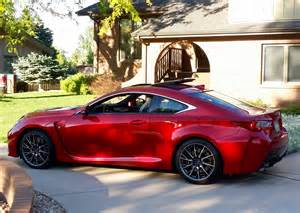 Lexus 2 Door Coupe 2015 Lexus Rc F Rwd 2 Door Coupe Stu S Reviews
