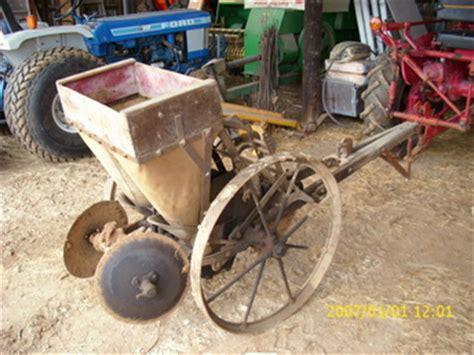 1890 aspinwall potato planter tractorshed